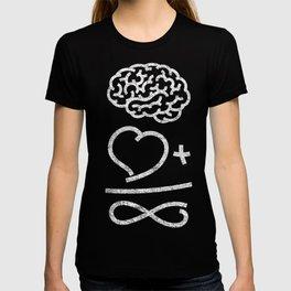 The infallible formula T-shirt