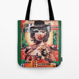 Amour rouge corail Tote Bag