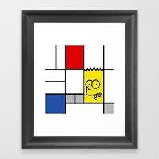 Art Simpson Framed Art Print