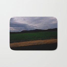 Seven Sisters by the Farm Bath Mat