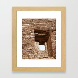 Chaco 1 Framed Art Print