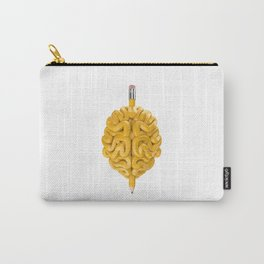 Pencil Brain Carry-All Pouch