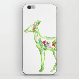Garden Doe iPhone Skin