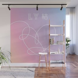 bts love yourself 結 answer Wall Mural