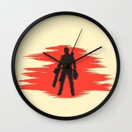 Who next? Wall Clock