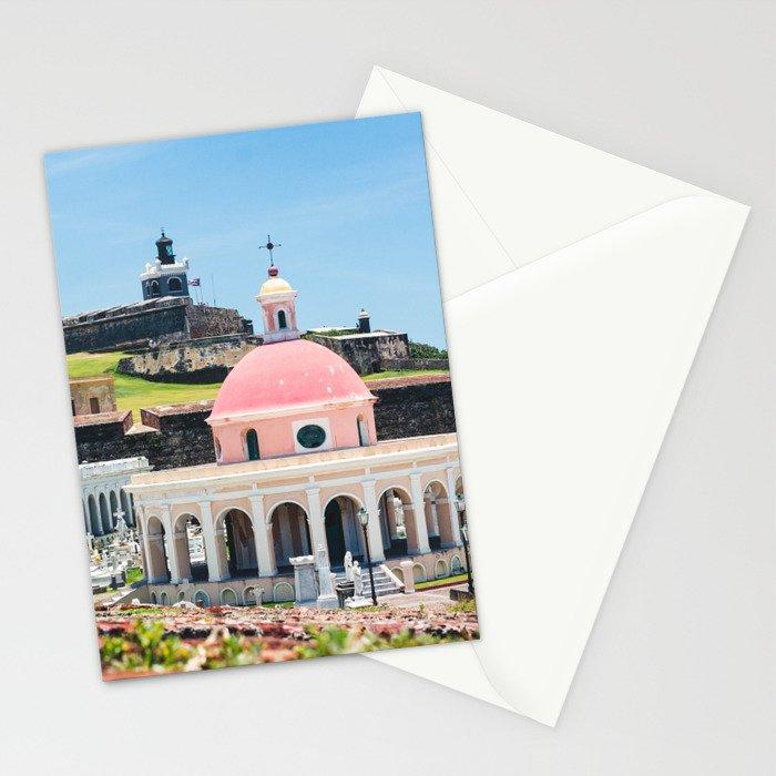 El Morro I Stationery Cards