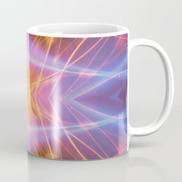 Hippy Trippy Butterfly Coffee Mug