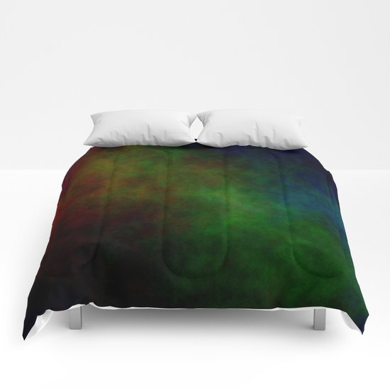 Tinted Clouds Comforters