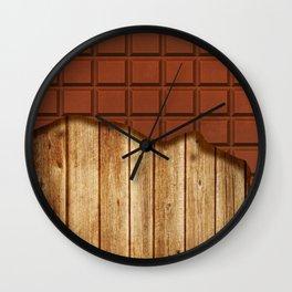 Hunger Wall Clock