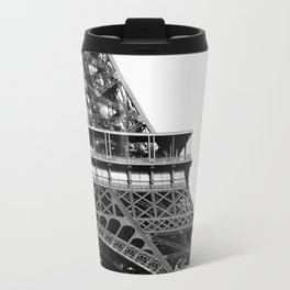 Eiffel BW No.2 Metal Travel Mug