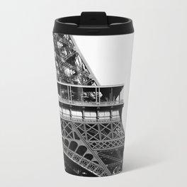 Eiffel BW No.2 Metal Travel Mug