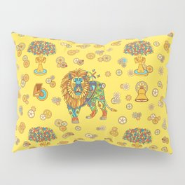 Lion, from the AlphaPod collection Pillow Sham