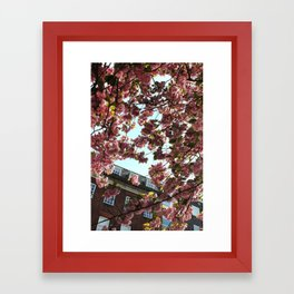 Spring Perspective Framed Art Print