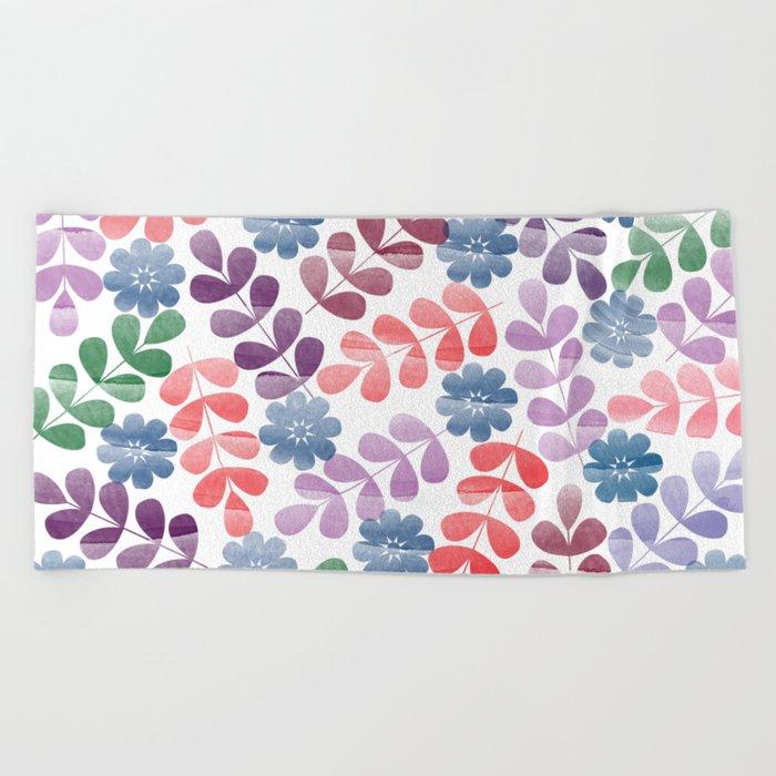 pattern 5 Beach Towel