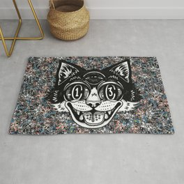 The Creative Cat Rug