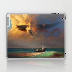 Sorrow for the Whales Laptop & iPad Skin