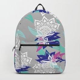 Native Flowers Backpack