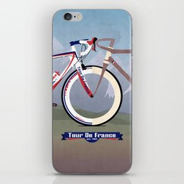 Tour De France iPhone Skin