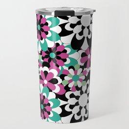 Tutti Fiori (pink) Travel Mug