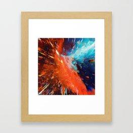 HÏGS Framed Art Print