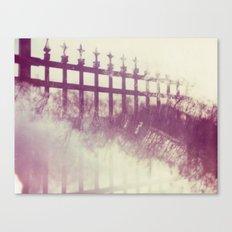 Interstice Canvas Print