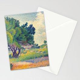"""Henri-Edmond Cross """"La petite maison à Saint-Clair"""" Stationery Cards"""