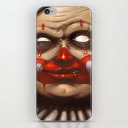 Hide your Children iPhone Skin