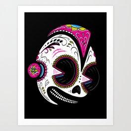 Kidrobone Art Print
