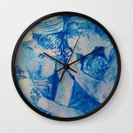 American sailors Wall Clock