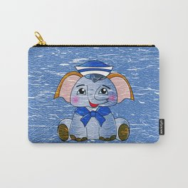 Plumpy the Sailor Carry-All Pouch