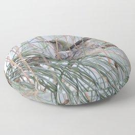 Pine Veil Nesting Floor Pillow