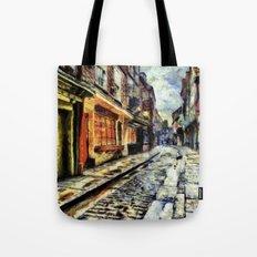 The Shambles York Van Gogh Tote Bag