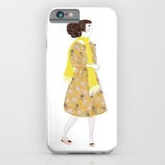 Cute girl Slim Case iPhone 6s