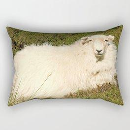 I See Ewe Rectangular Pillow