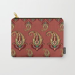 loyal paisley Carry-All Pouch