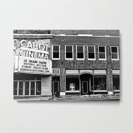 Cabot Street Cinema Metal Print