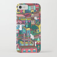 good morning iPhone & iPod Cases featuring Good Morning! by Valeriya Volkova