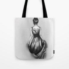 polite girl Tote Bag