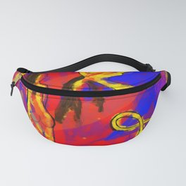 Primary Figure Model Fanny Pack
