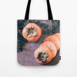Persimmon 2 Tote Bag