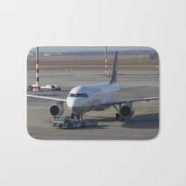 Lufthansa Airbus A320-211 Bath Mat