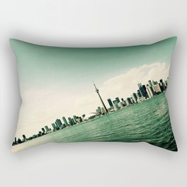Tilted Toronto Rectangular Pillow