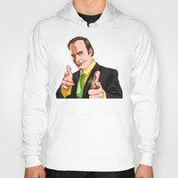 better call saul Hoodies featuring Better Call Saul by Ryan Ketley