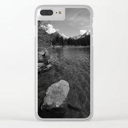 Bear Lake Clear iPhone Case