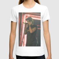 zayn malik T-shirts featuring Zayn Malik by Halle