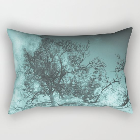 Secret life of tree Rectangular Pillow