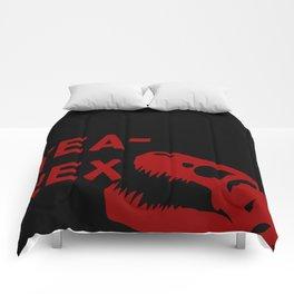 Tea-Rex Comforters
