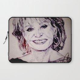 Barbara Walters Laptop Sleeve