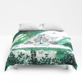 Zelda Sword Shine Comforters