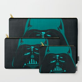 Tron Darth Vader Outline Carry-All Pouch
